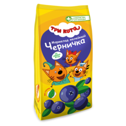 Мармелад желейный «Черничка»