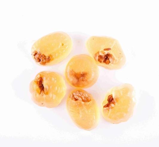 Мармелад Вологодский с грецким орехом 280 гр