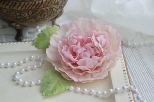 Пион (розовый)