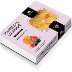 Мармелад медовый «Царская ягода»