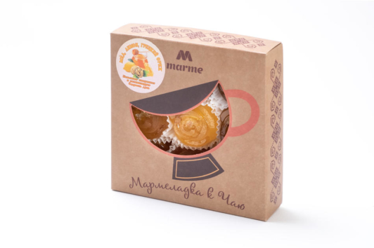 Мармелад Иммунитет: Мёд - Лимон - Грецкий орех