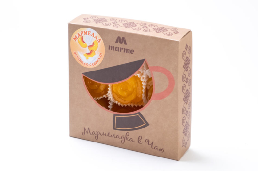 Мармелад Сливочный персик