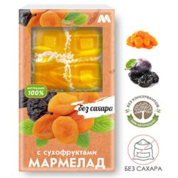 Мармелад «Микс Сухофруктов» без сахара